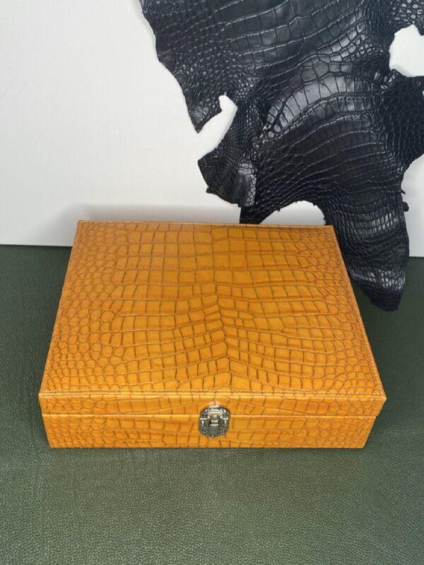 """Marmotta """"Luxury Alligatore"""" 15 posti"""